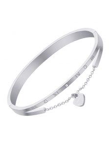 Литой браслет - Сердце от Tiffany