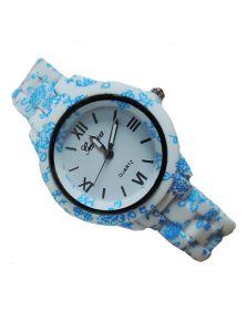 Маленькие часы - С цветами