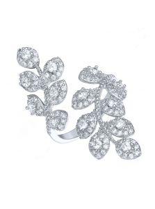 Массивное кольцо - Кристальная ветвь