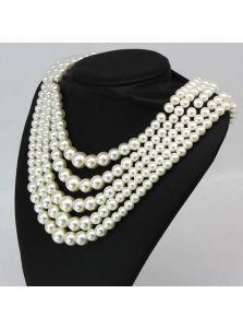 Массивное ожерелье - Сногсшибательное