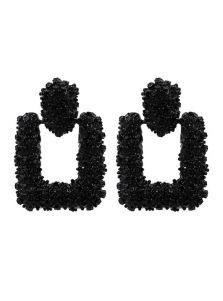 Металлические серьги - Zara