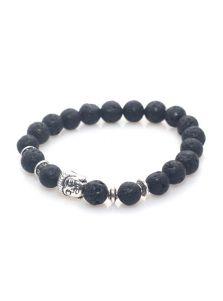 Мужской браслет - Будда
