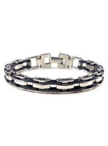 Мужской браслет - Металлическая сетка