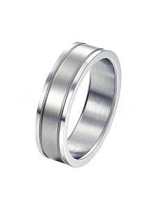 Мужское кольцо - Гладкое