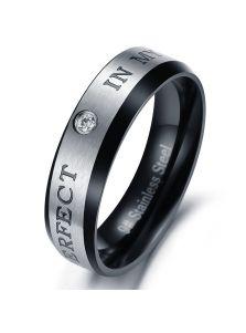 Мужское кольцо - Искренность