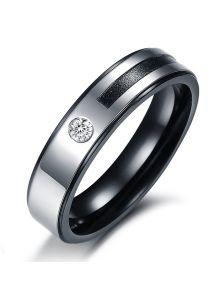 Мужское кольцо - Классическое