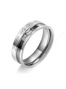 Мужское кольцо - Единственность