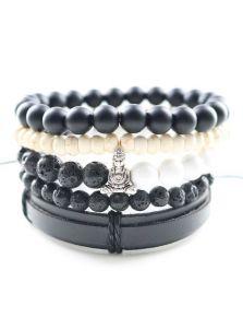 Набор браслетов - Buddha