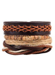 Набор браслетов - Этнический