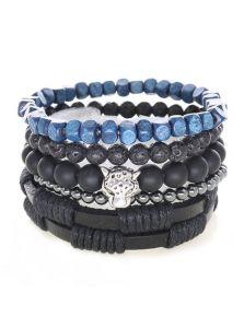Набор браслетов - Неукротимая пантера