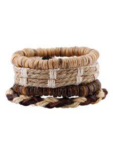 Набор браслетов - Пепельный олигодон