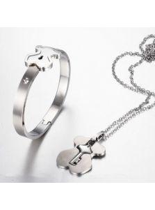 Набор украшений для влюбленных - Ключ