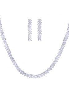 Набор украшений - Кристальная грона