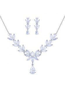 Набор украшений - Модные кристаллы