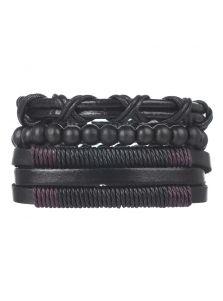 Наборы браслетов из кожи - Джуно