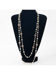 Ожерелье Chanel - Розарий