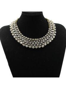 Ожерелье - Россыпь кристаллов