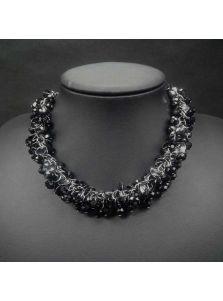 Ожерелье - С хрусталем