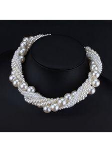 Ожерелье - Жемчужный изгиб