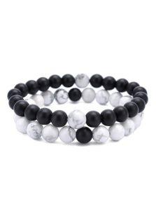 Парные браслеты - Из натуральных камней