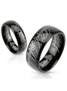 Парные кольца - Всевластия (Черные)