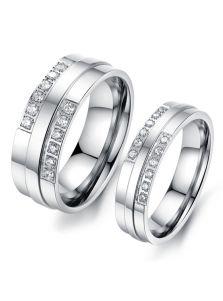 Парные кольца - Элегантные