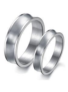 Парные кольца - Изогнутые