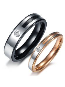 Парные кольца - Классические