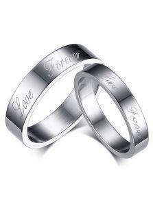Парные кольца - Любовь навсегда