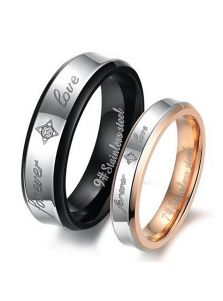 Парные кольца - Символ любви