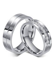 Парные кольца - Стильные
