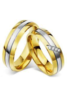 Парные кольца - Утонченные