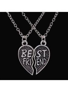 Парные кулоны для друзей - Друзья