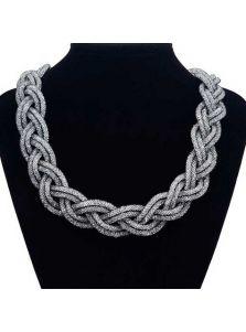 Плетеное ожерелье - Звездная пыль