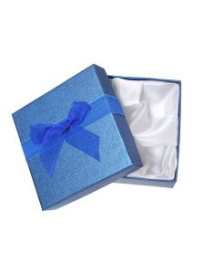 Подарочная коробка - Бантик