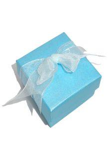 Подарочная коробочка - С бантиком