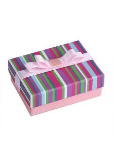 Подарочная коробочка - Цветная