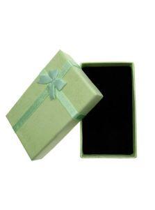 Подарочная коробочка - Прямоугольная с бантиком