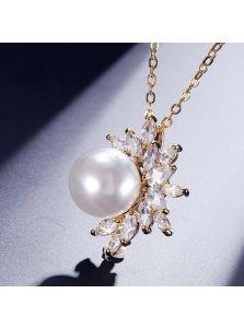 Подвеска - Из перлов