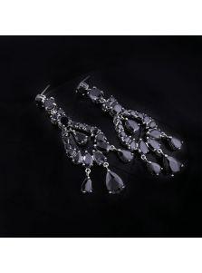 Продолговатые серьги - Завораживающие
