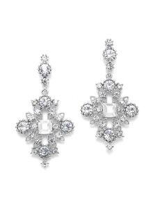 Серьги - Ночь кристаллов