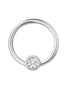 Серьга-кольцо - Универсальное