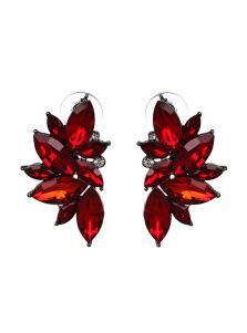 Серьги - Блеск кристаллов
