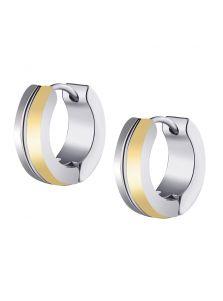Серьги - Двойное кольцо