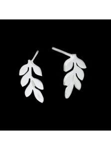 Серьги-гвоздики - Милая веточка