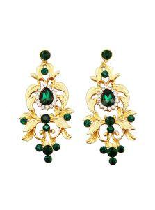 Серьги-клипсы - Dolce & Gabbana