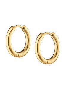 Серьги-кольца - Из медицинской стали