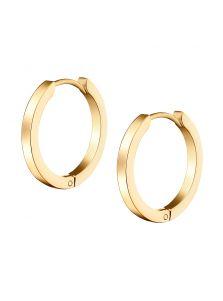 Серьги-конго - Замкнутое кольцо