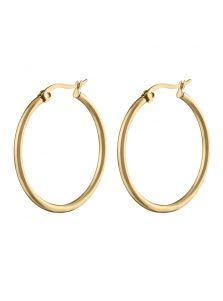 Серьги - Маленькое кольцо
