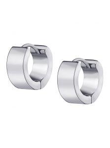 Серьги - Широкое кольцо
